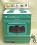 vintage Suzy Homemaker Oven like the one I had