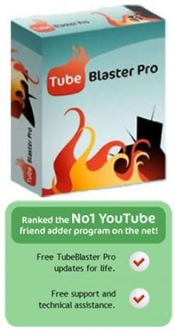 FREE Download TubeBlasterPro : Best YouTube Software