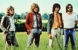Led Zeppelin in 1979