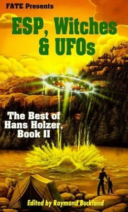 Book Picture of ESP, Witches, and UFO's by Hans Holzer