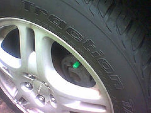 Car Tire (Photo courtesy by cafn8 from Flickr)