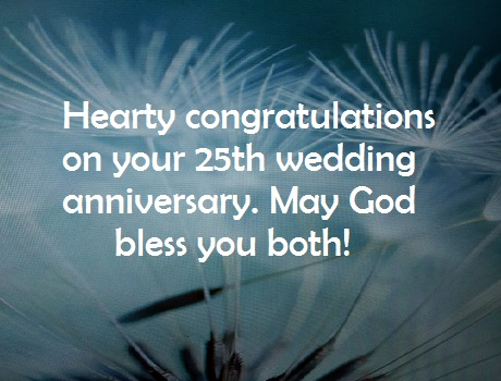 Happy 25th Year Wedding Anniversary Wishes and Quotes | HubPages