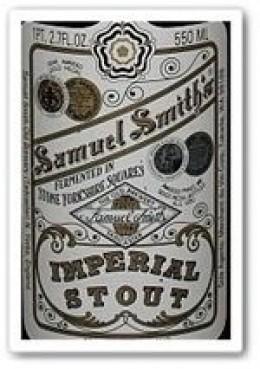 Sam Smith Imperial Stout