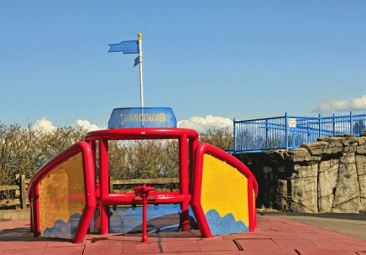 Children will have a great time at the different spring water parks and playgrounds
