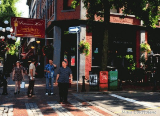 Gastown is the oldest part of Vancouver