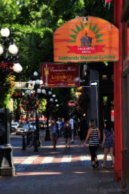 International cuisine restaurants are a delight at Gastown