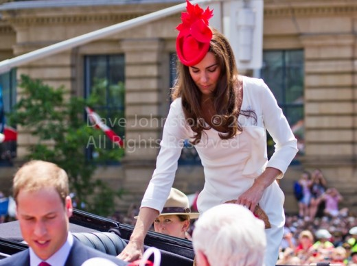 Kate Middleton, the Future Queen of England