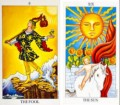 Symbolic Connections Between Tarot Cards of the Major Arcana