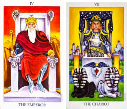The 13 Stage Cards in Tarot