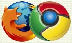 Google chrome vs Mozilla Firefox, Updated!!