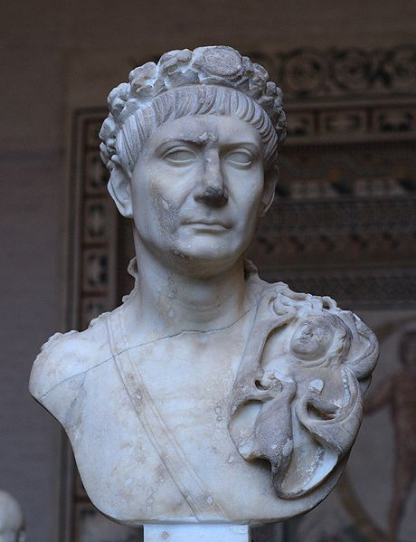Trajan Before His Death