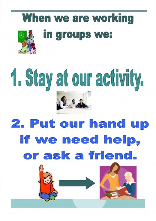 Groupwork Rules