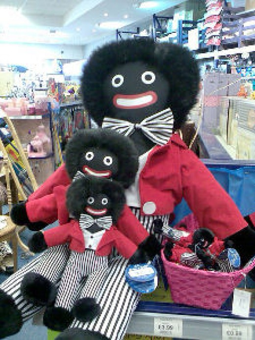Golliwogs in the UK