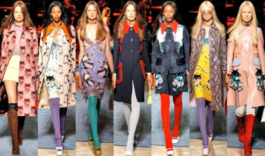 Miu Miu Fashion Runway 2014 Top Fashion Designers