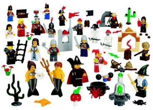 Lego Minifigure Set For Sale