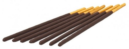 Pocky sticks