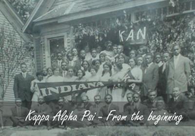 Kappa Alpha Psi - In the Beginning