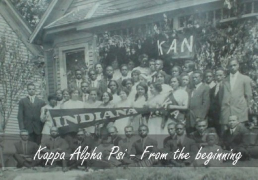 Kappa Alpha Psi - In the Beginning