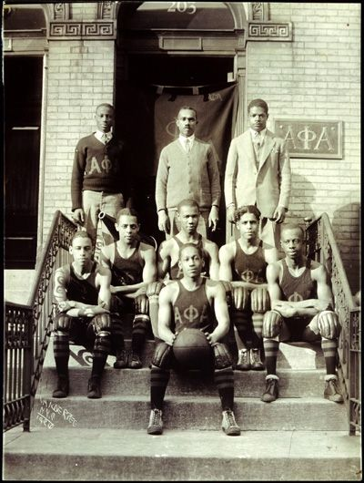 Old School: Alpha Phi Alpha Basketball 1939
