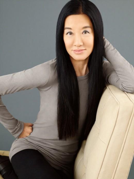 Top Fashion Designer Vera Wang