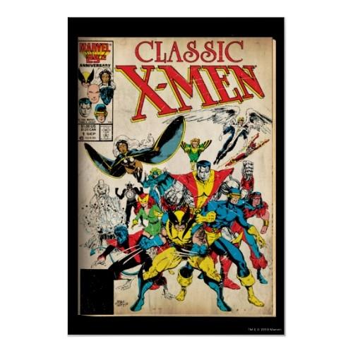 XMen #1 Cover Art