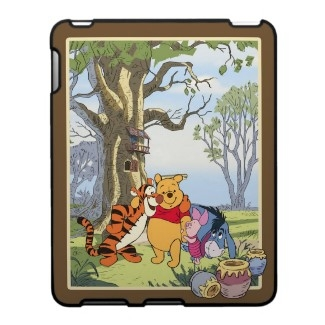Pooh and Pals iPad Skin