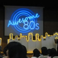 Awesome 80s! Year End Banquet
