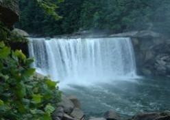 The Cumberland Falls