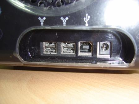 Drobo connections