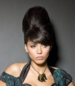 Beehive Up-do by Terence Paul