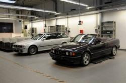 BMW 5 series - E39 Touring - E34 convertible