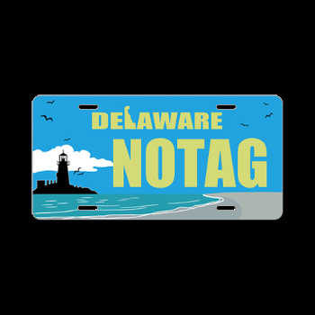 """NOTAG"" caused trouble for Jim Cara from Elsmere, Delaware."