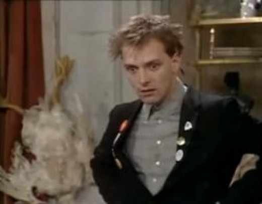 The Young Ones - Rik Mayall