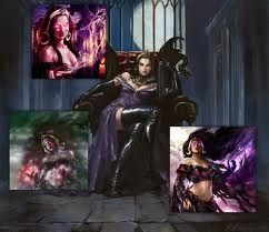 If you get Liliana's Cards you need to protect them.