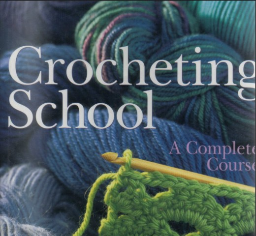 Crocheting School - Exquisite Crochet Patterns