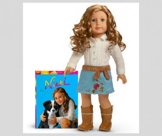 Nicki Fleming - 2007 American Girl of the Year