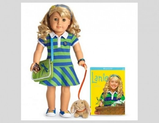 Lanie Holland - 2010 American Girl of the Year