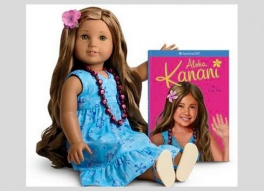 Kanani Akina - 2011 American Girl of the Year