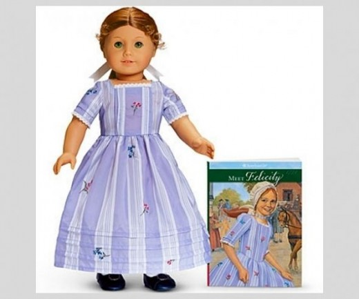 Felicity Merriman, 1774 Historical American Girl Doll