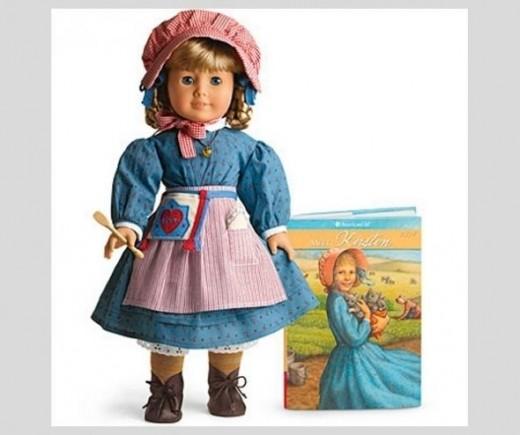 Kirsten Larson, 1854 Historical American Girl Doll