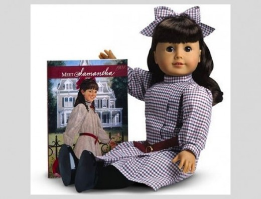 Samantha Parkington, 1904 Historical American Girl Doll