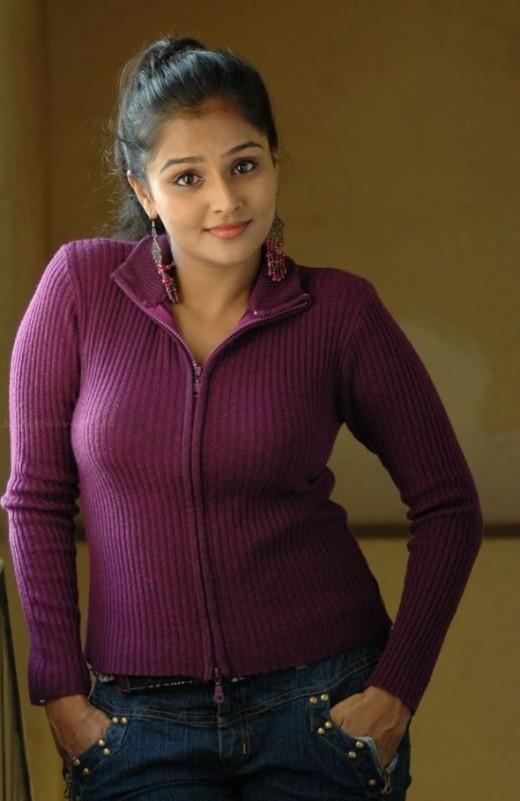 Remya Nambeesan 4