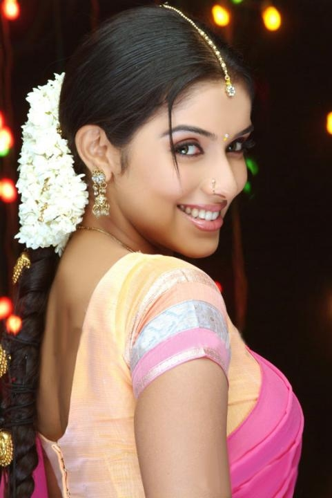 Asin is good in saree