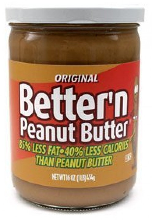 Allow me to introduce you to your new best friend, Better'n Peanut Butter