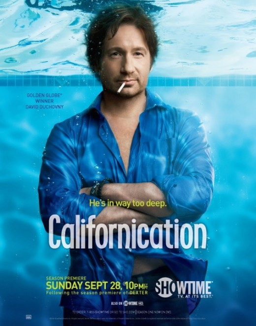 Hank Moody. Californication