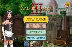 Antrim Escape 3 Title