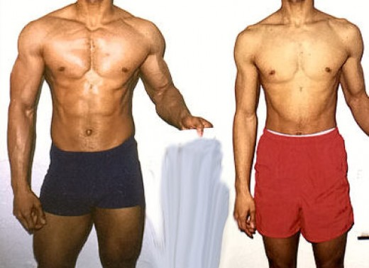 Weight Gain Through Exercise, Nutrition And Healthy Eating