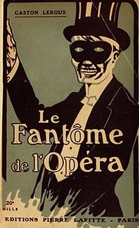The Phantom of the Opera Book