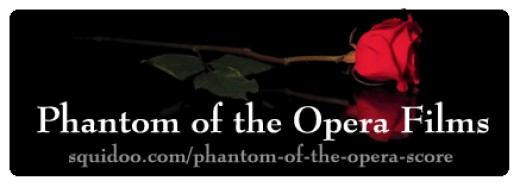 The Phantom of the Opera Film Adaptations