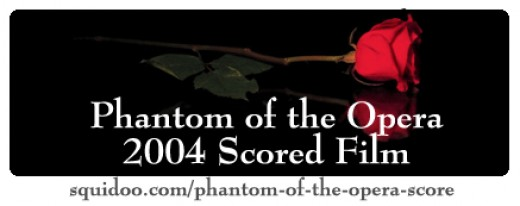 Phantom of the Opera 2004 Scored Film